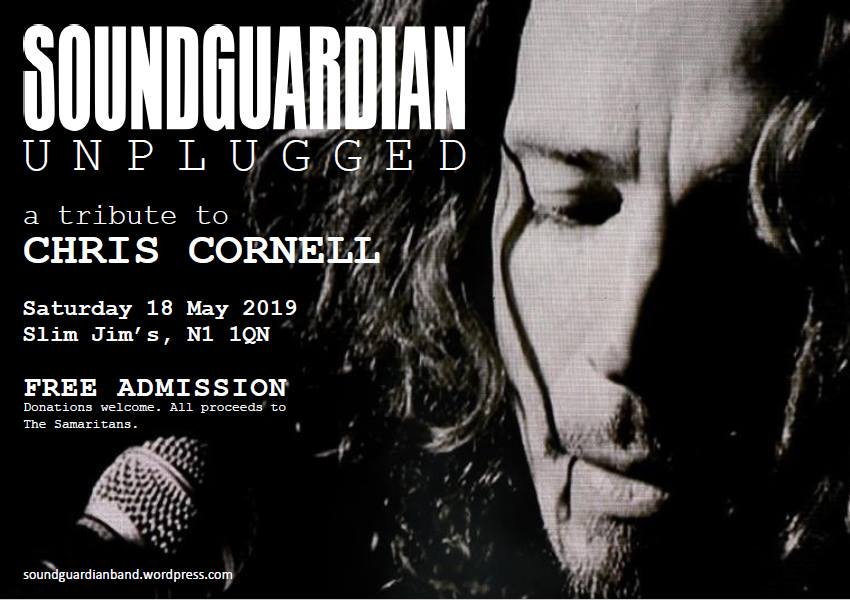 Soundguardian unplugged - a tribute to Chris Cornell