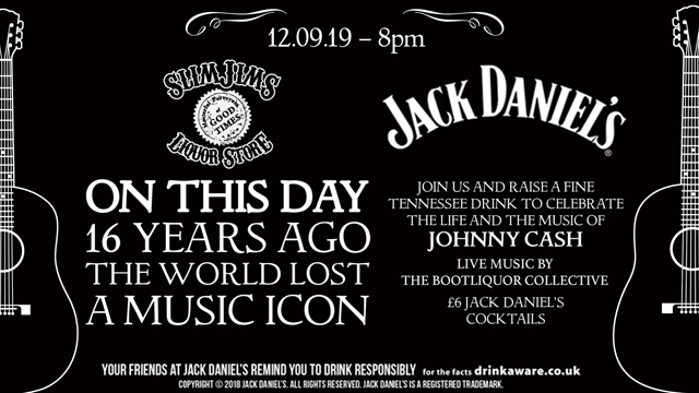 Jack Daniels presents: