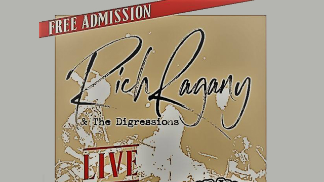 Rich Ragany & the Digressions