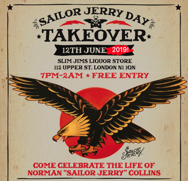 Sailor Jerry Takeover